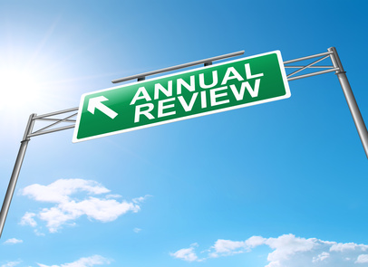 Do annual reviews work?