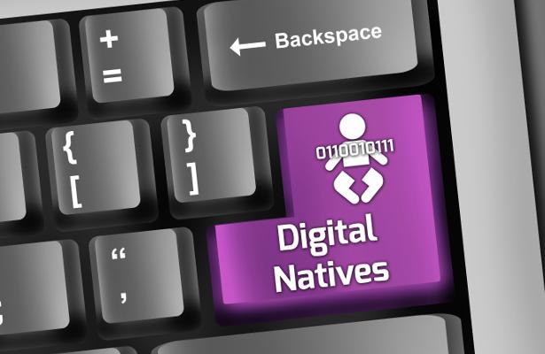 Generation Z - digital natives